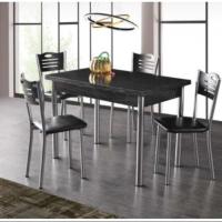 комплект маса и 4 стола