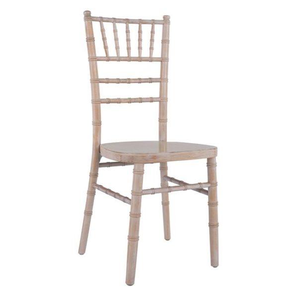 дървен кетъринг стол