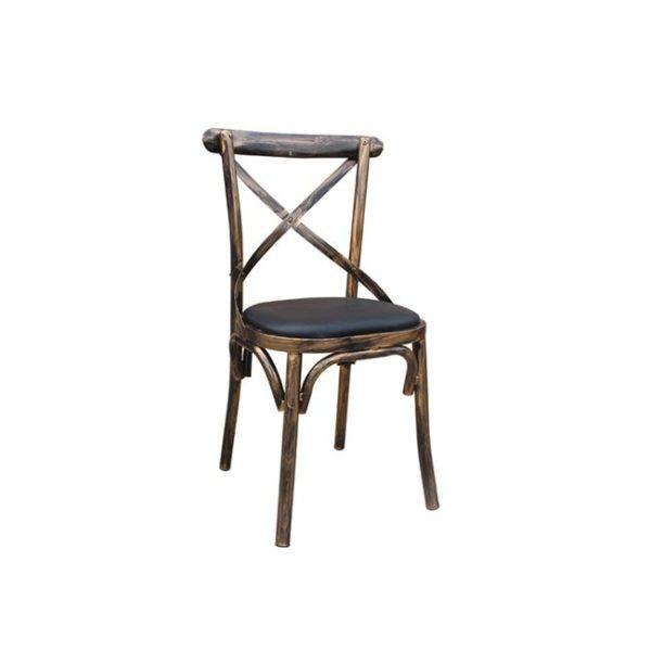 metalen vienski stol