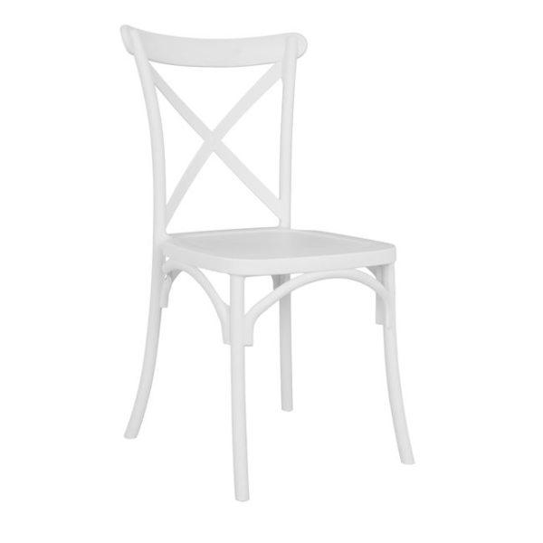 бял виенски стол