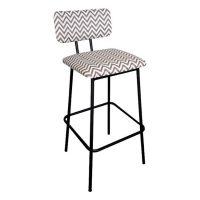 метален-бар-стол
