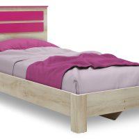 Детско-легло-розов