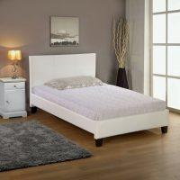 бяло-тапицирано-легло