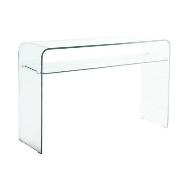 стъклена-конзола-маса