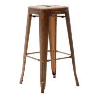 metalen-bar-stol-industrial-bronz