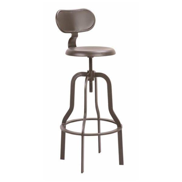 metalen-bar-stol