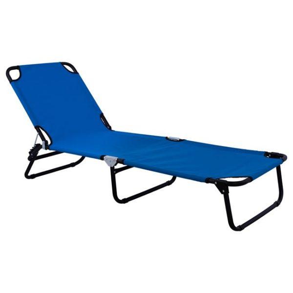 Sunbed-Blue