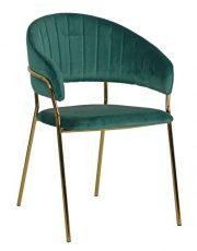 zelen-stol-kadife