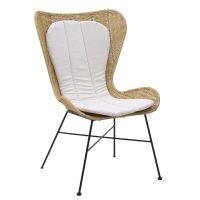 Gradinski stol-natural