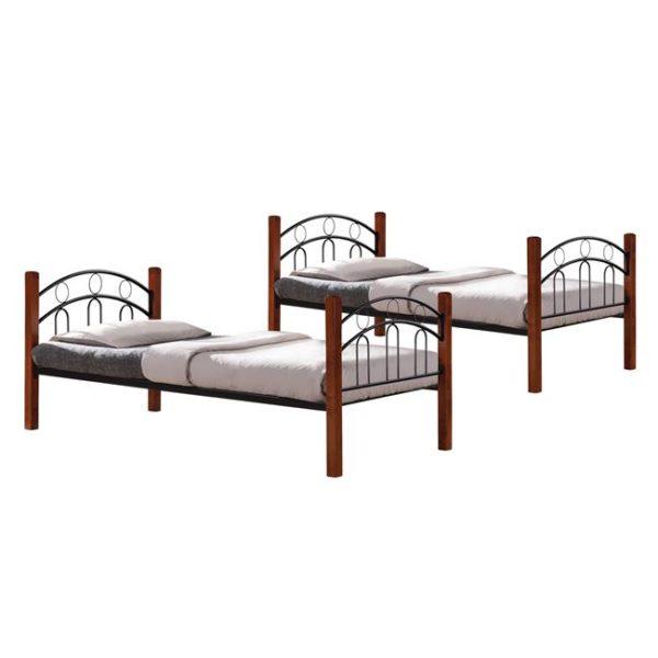 двуетажно-легло-метал