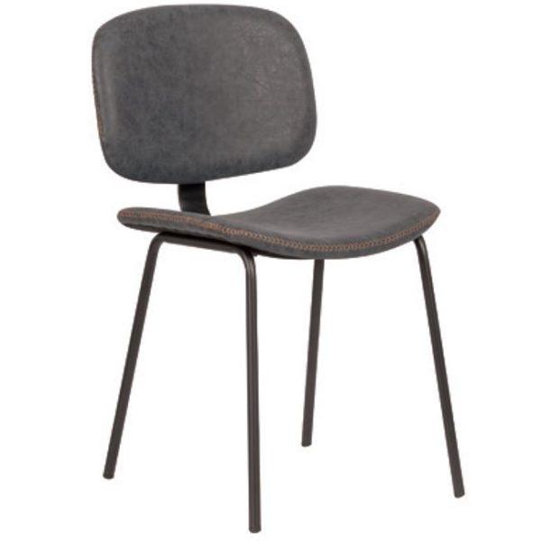 stol-BARLEY -vintage-grey