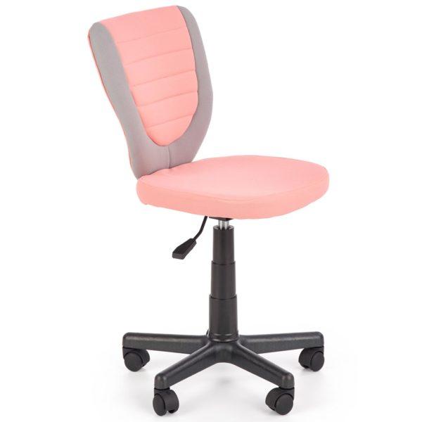detski-stol-TOBY-rozov-siv-