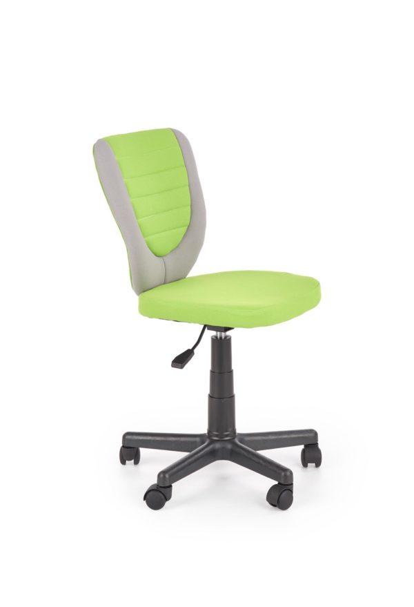 detski-stol-TOBY-zelen-siv