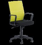 raboten-ofis-stol-carmen-7041-cheren-zelen