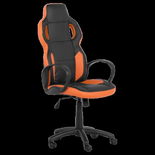 prezidentski-ofis-stol-carmen-7510-cherno-oranjev-1