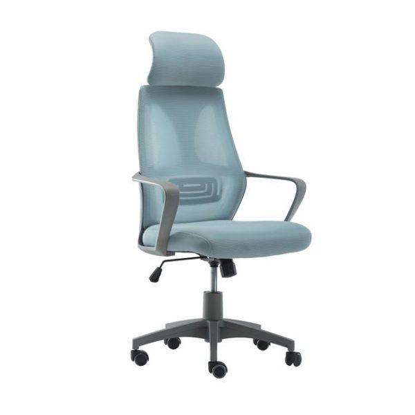 офис-стол-син
