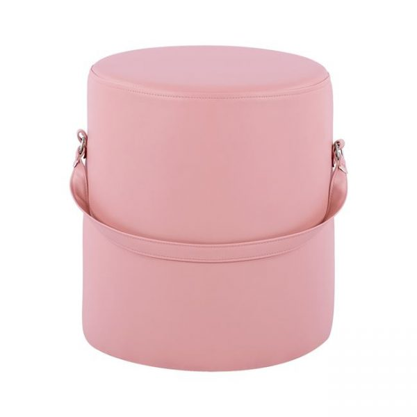 taburetka-GINA -pink
